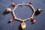 HP - RxS Charm Bracelet