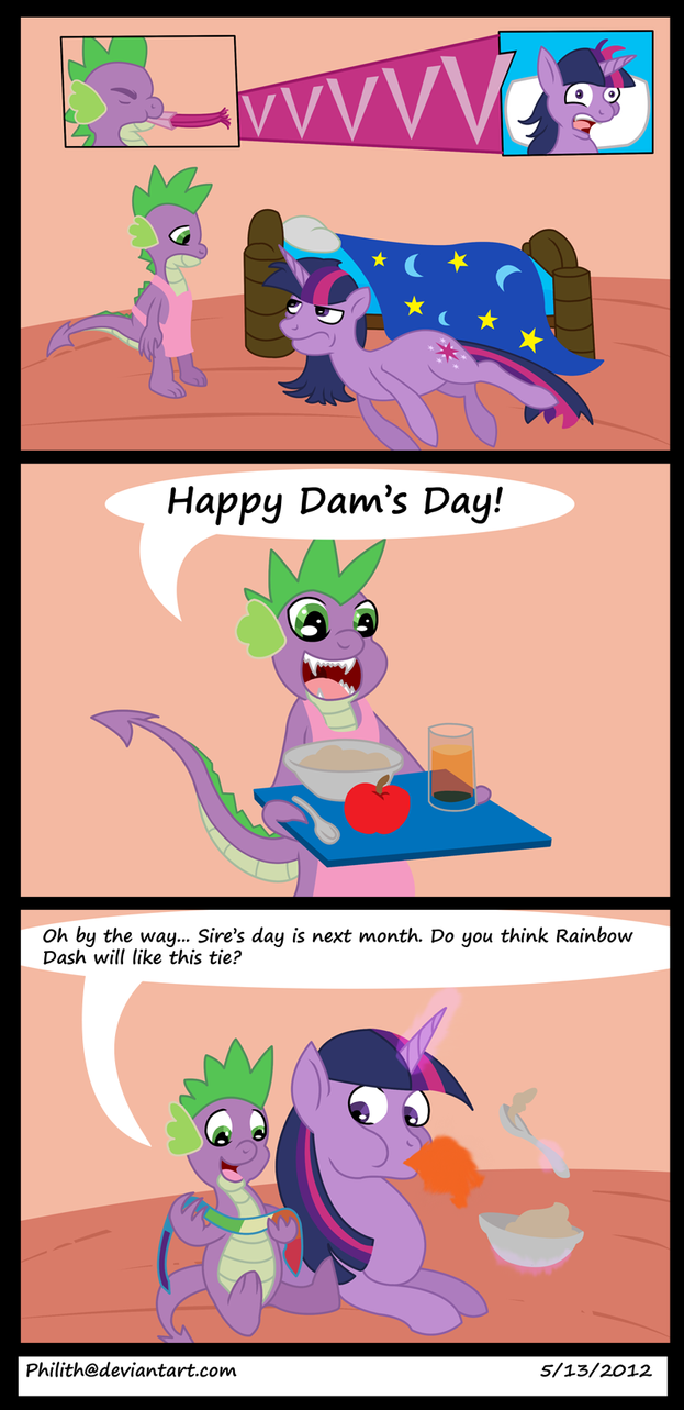 week 46 - Dam's day by Philith