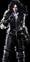 The Witcher 3 Wild Hunt - Yennefer of Vengerberg
