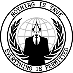 Anonymous Creed logo by SMiki55