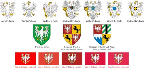 The Redanian Eagles by SMiki55
