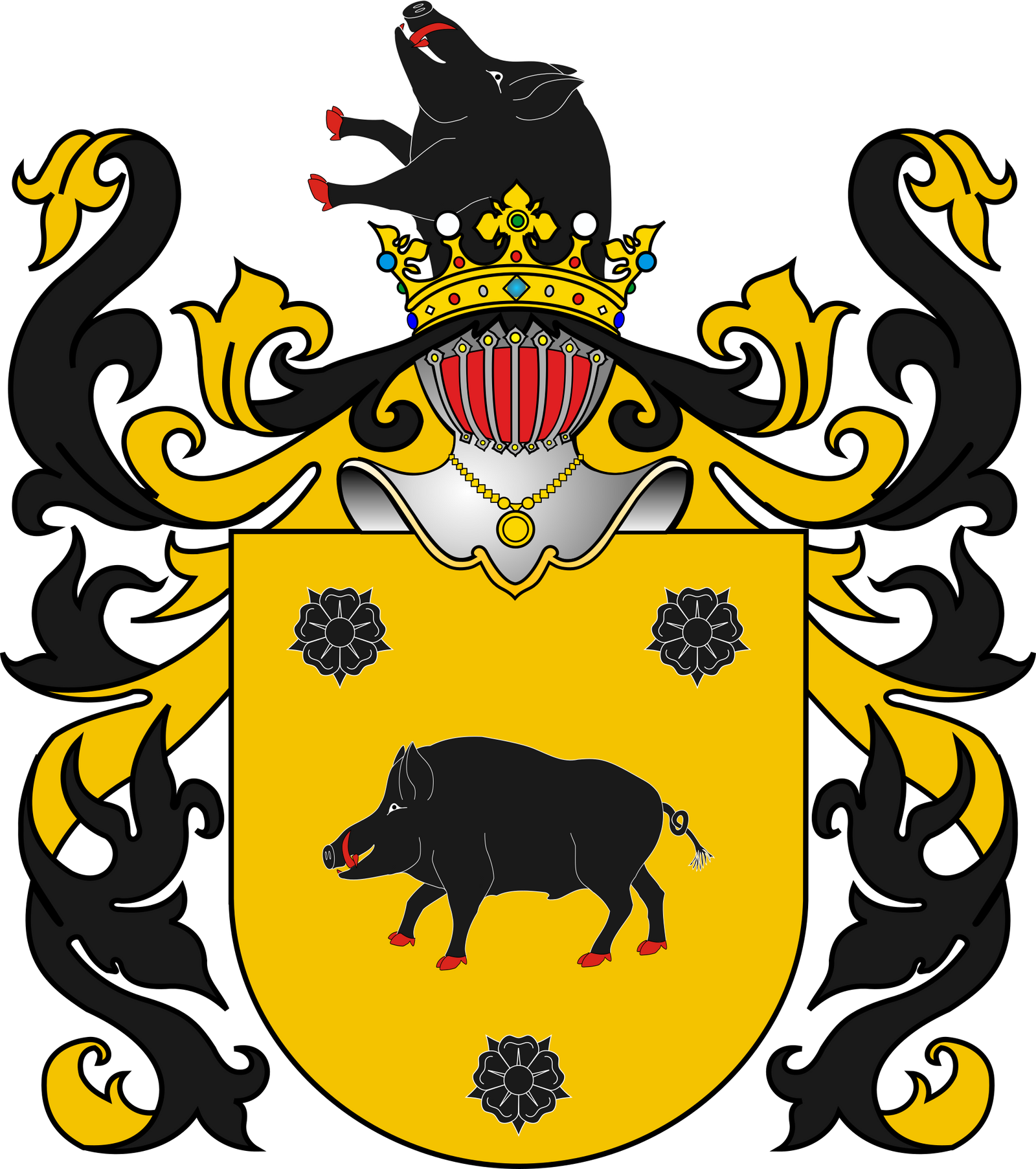 Witcherland Heraldry By SMiki55