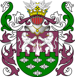 Some personal coat of arms