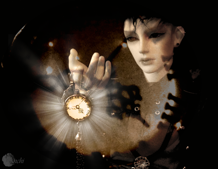 The Guardian of Time by DespairedPheonix