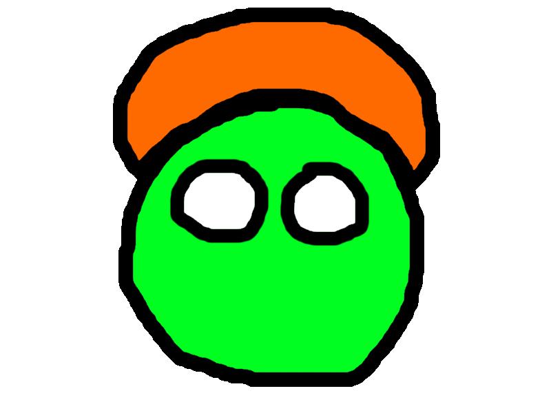 T-T-S PolandBall avatar - Microsoft Mike by DJWEEGEE2000
