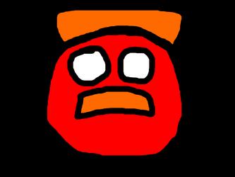 T-T-S PolandBall avatar - Microsoft Sam by DJWEEGEE2000