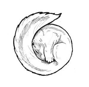 Inktober #21 Sleep