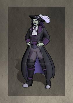 Orctober #29 Perdita Nightshade
