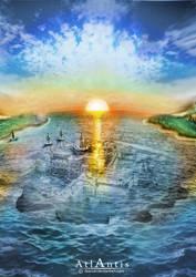 Atlantis by Foxcun