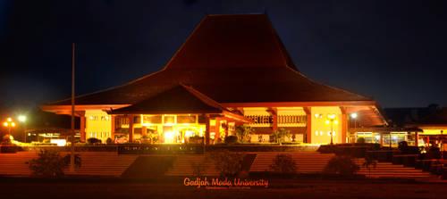 UGM, Universitas Gadjah Mada by Foxcun