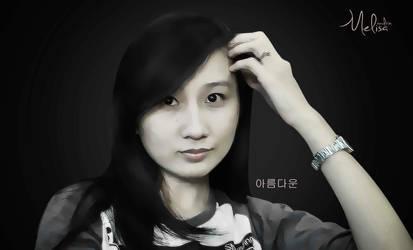 Melisa Rende by Foxcun