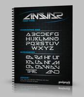 AMVAR Font Type by KENSAT