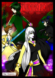 Turning Point cover page by sarstar98