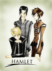 Hamlet. by Lani-San