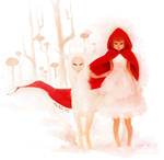 .A Red Coat. by Makime