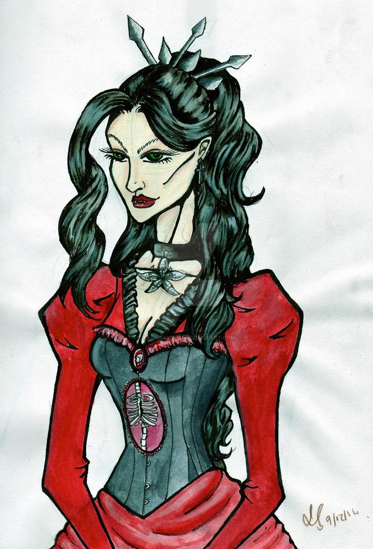 CelesteEvermore aka Cybelle DeHamphir