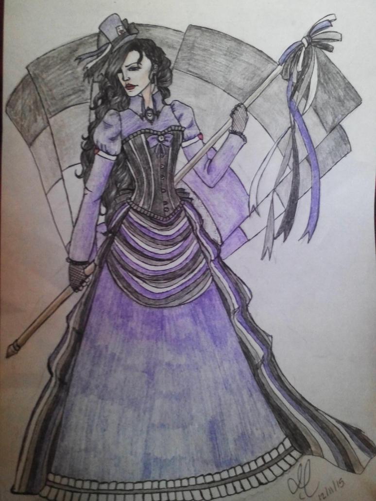 Pride in Purple by TakaraYuuki
