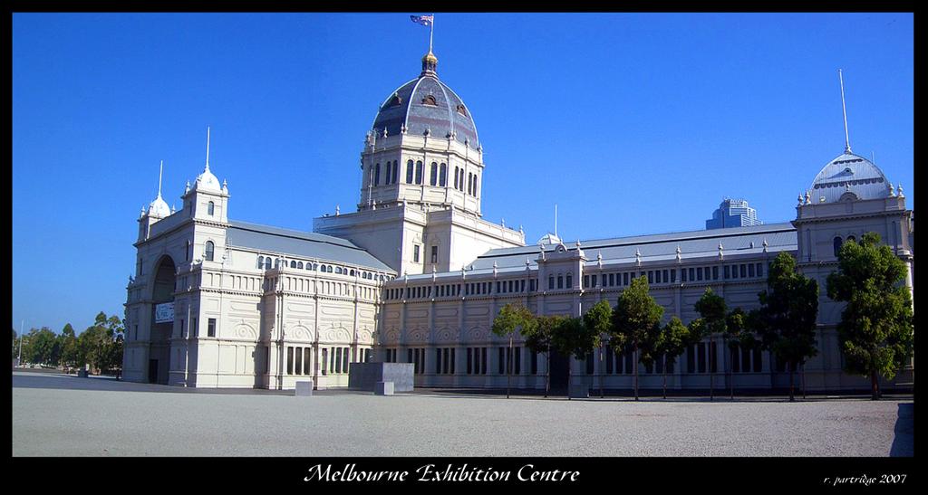 D Exhibition Melbourne : Melbourne exhibition centre by sykoticorka on deviantart