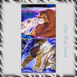 Lion King duvet set