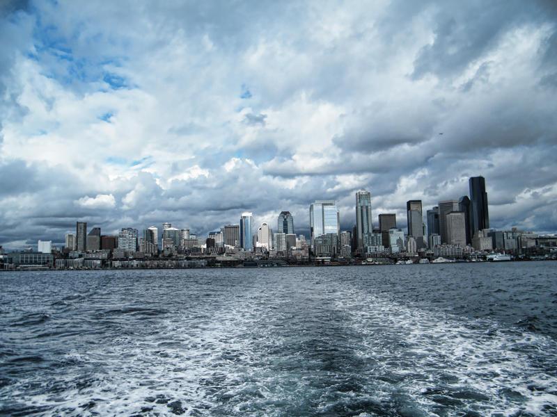 Seattle by cinquain