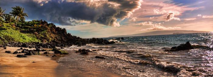 The Tide by cinquain