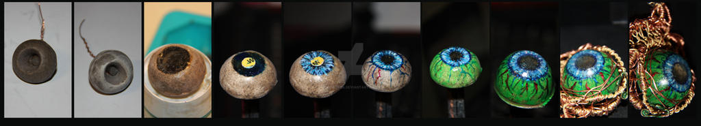 Amulet of the Septic Eye: Progression by Chaonea