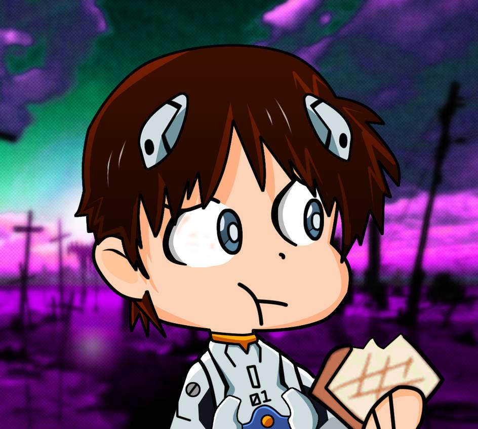 Shinji-space patrol luluco