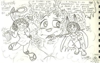 La Coscienza di Bunny by ShimaFox