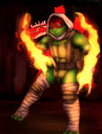 Vision Quest Raph by KimberlyGB