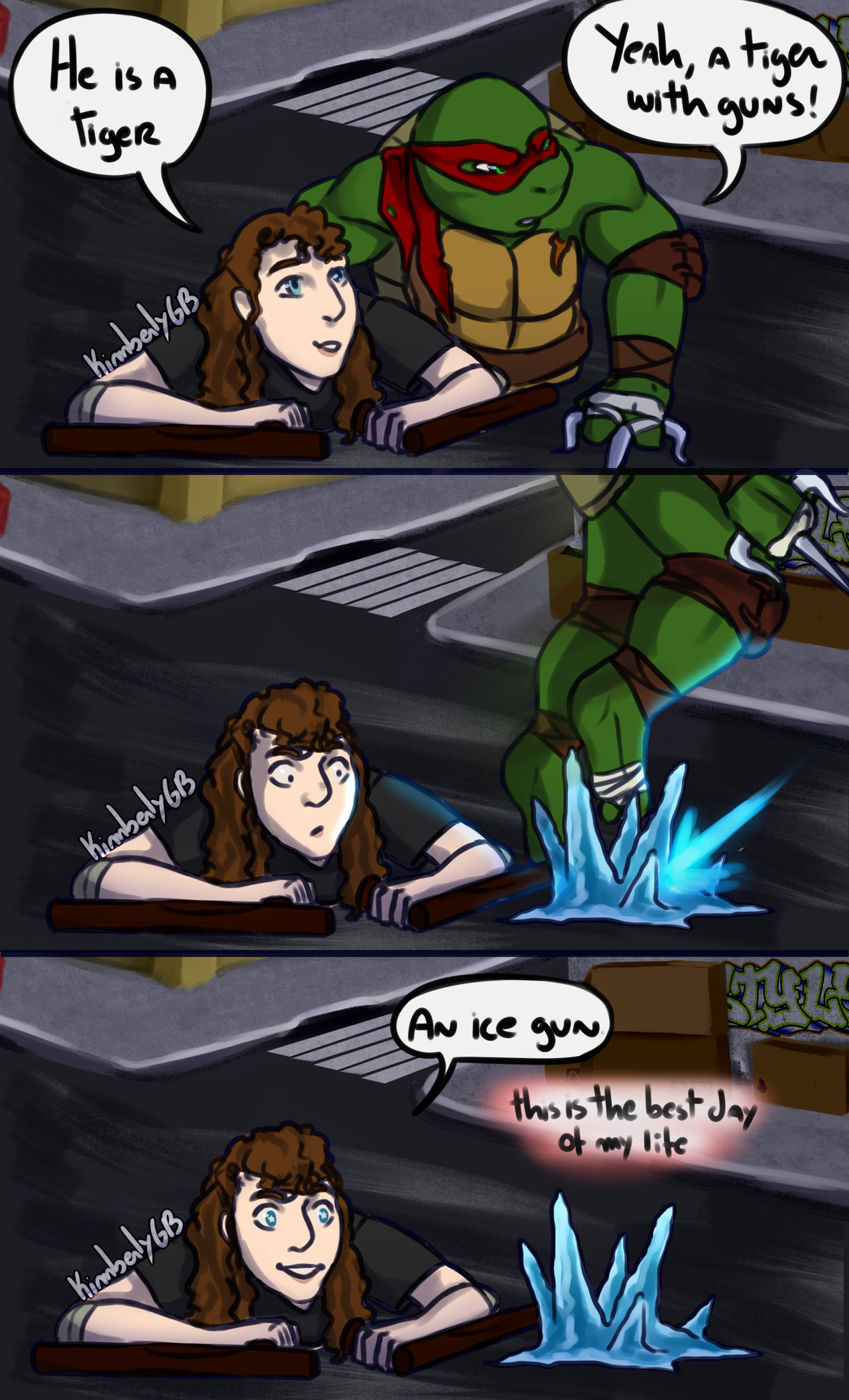 Tmnt favourites by Mandis96 on DeviantArt