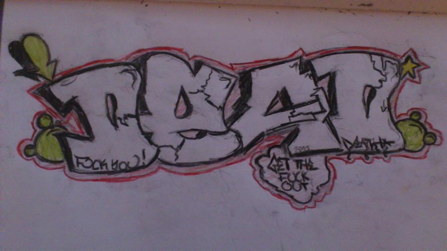 Graffiti by timothy96