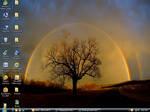 Rainbow Desktop Screenshot