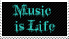 Music Is Life 1.0 by deathshadow7127