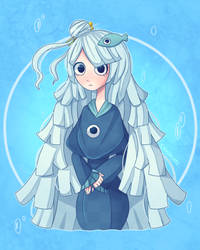 Princess Uomi by Chocoelats