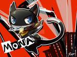 Morgana | Mona by KrystalDragonair