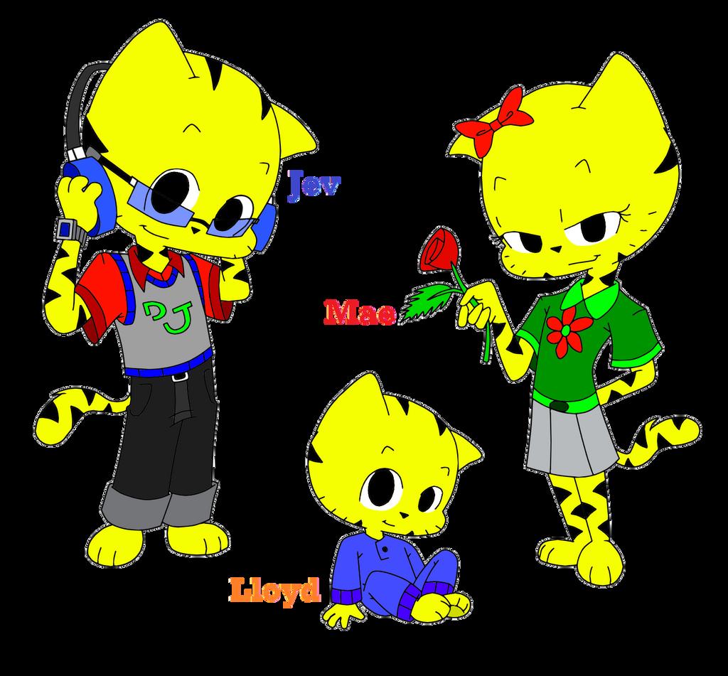 Elburn-Sparkson Kids- TAWoG NG (transparent) by TAWoGFan2000