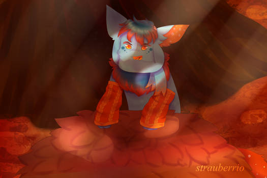 Autumn Chufa (SECRET SANTA GIFT)