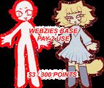 WEBZIES BASE P2U
