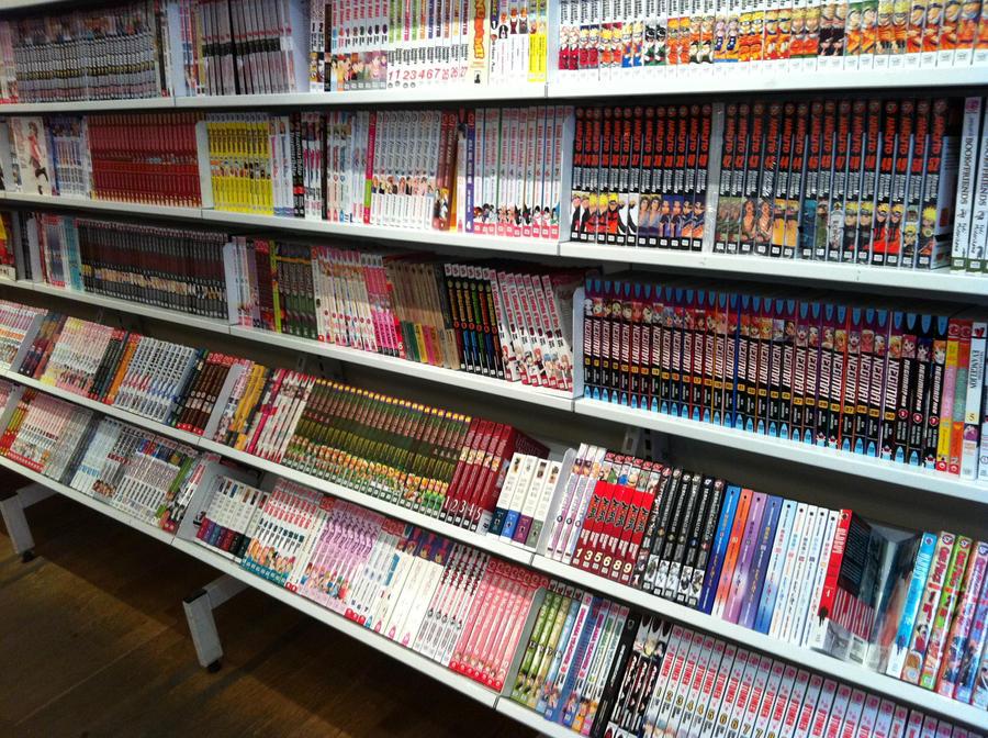 manga book store in Japan Stock Photo, Royalty Free Image ...