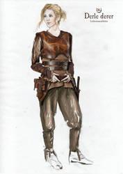 Agnes Armor,  (real leatherarmor)