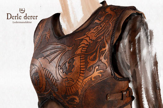 Agnes Armor 2 (real leather armor)
