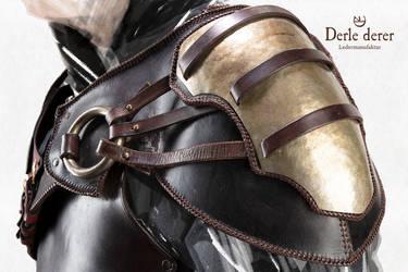 Karos Armor left shoulder