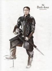 Hauptmann Jorgens Leather armor