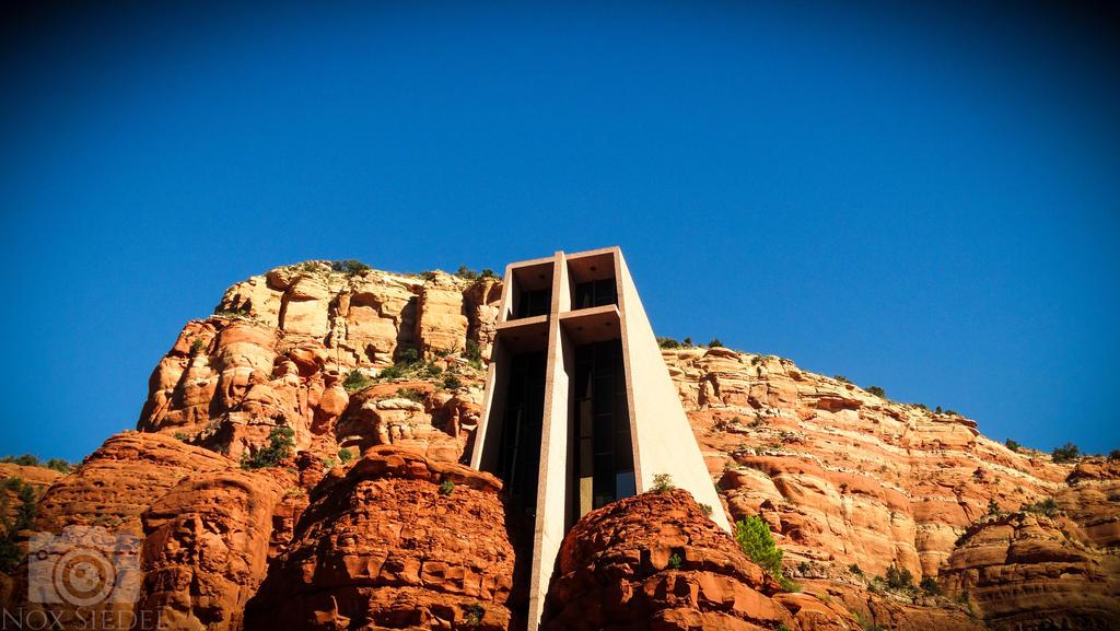 Chapel Of The Holy Cross Sedona Az By Noxsiedel On