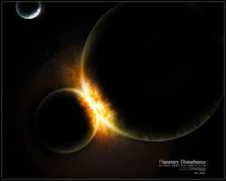 Planetary Disturbance
