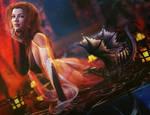 Cute Elf Girl Fantasy Art, Daz Studio Iray