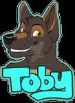 Toby Badge