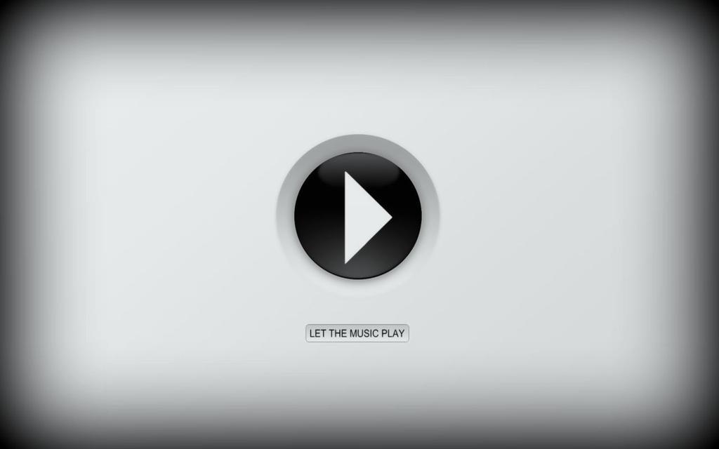 Minimalist music wallpaper by cenktas on deviantart for Art minimaliste musique