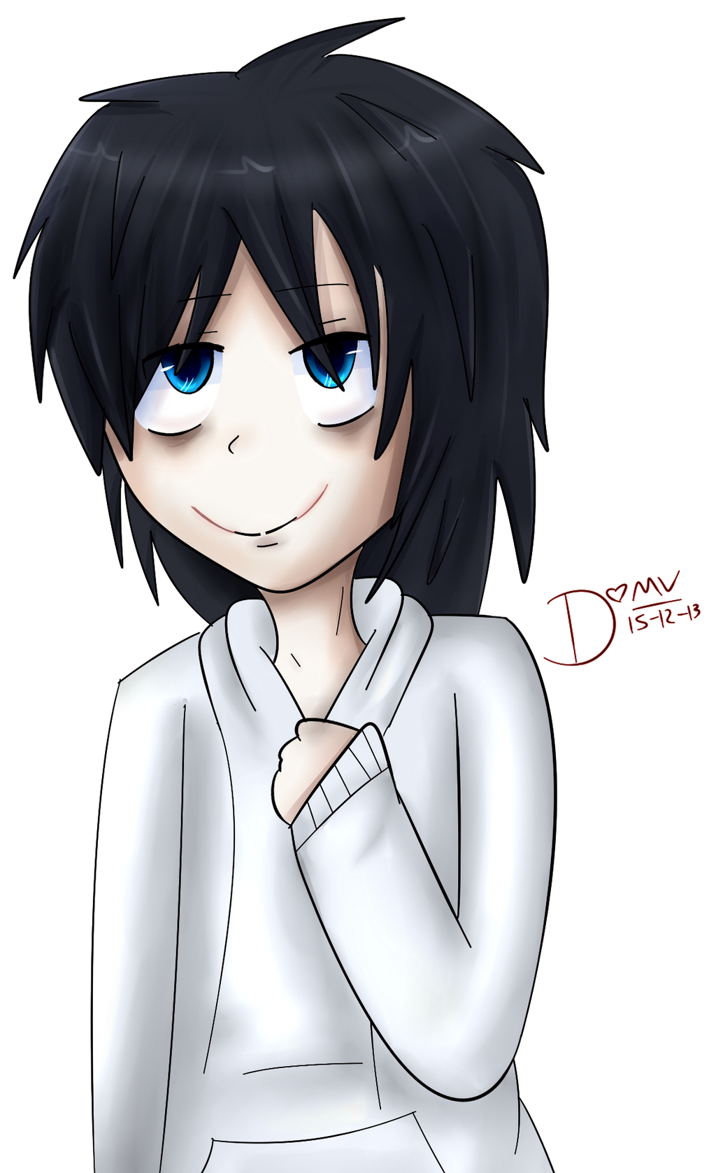 Anime jeff by ask jeff teh killer on deviantart