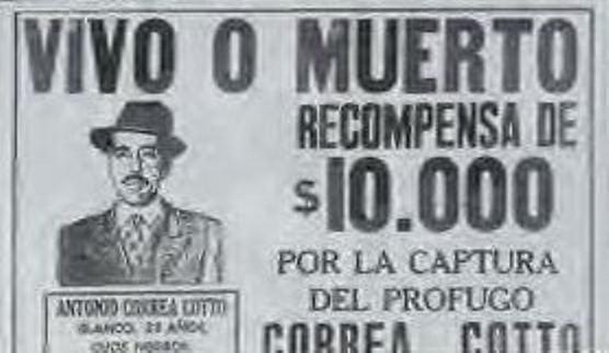 Serie Criminales - Correa Cotto by NIMArchitect